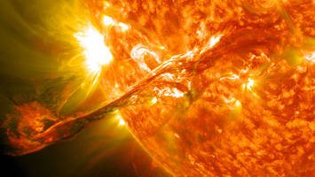 europe's space agency plans to launch a space-weather satellite