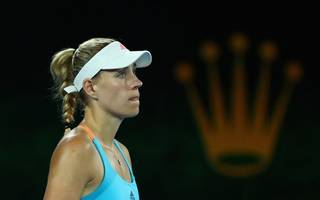 champion kerber dumped out in melbourne by vandeweghe
