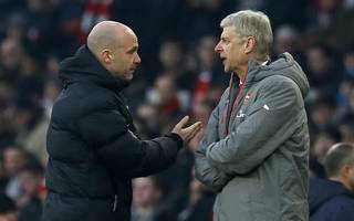wenger sorry for touchline clash as arsenal snatch victory