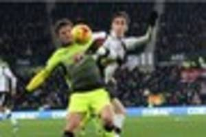 pictures: derby county 3-2 reading - match action