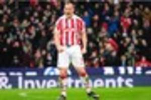 stoke city 1, manchester united 1 match comment: fergie time does...