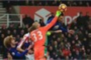 Stoke City 1, Manchester United 1: Player ratings from dramatic...