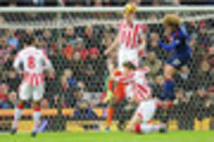 stoke 1 man utd 1 talking point: are consistent stoke a sign of...