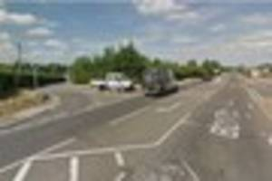 A man in his 20s has died after being hit by a car in Swanley
