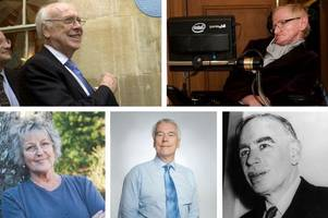 stephen hawking, germaine greer, jm keynes: who wrote the cambridge books that shaped the modern world?