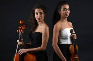 classical sisters whose version of uptown funk was youtube hit offered record deal