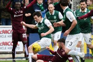 scottish cup fifth round draw throws up potential hearts vs hibs edinburgh derby