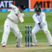 cricket: how the black caps can win the test....