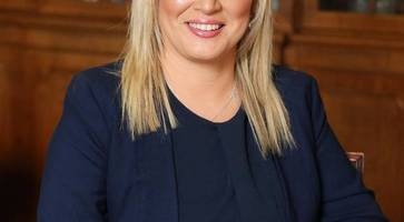 how does sf's michelle o'neill measure up to arlene foster?