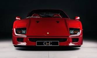 Ferrari F40 Previously Owned By Eric Clapton Could Be Yours for GBP 925,000