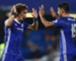 'people talk a lot without knowing anything' - david luiz hits out at diego costa critics