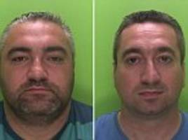 brothers jailed for sports direct people smuggling scam