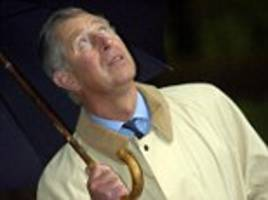 stephen glover on prince charles's climate change theory