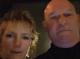 Image of couple that look like Eastenders characters viral