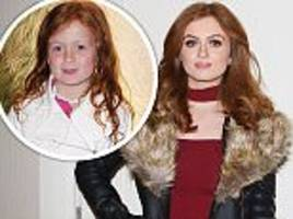EastEnders star Maisie Smith is unrecognisable in London