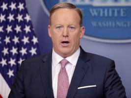 sean spicer won't say what the unemployment rate is