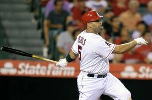 Los Angeles Angels: Should they be worried about Pujols in 2017?