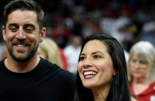 Olivia Munn writes letter to Packers fans after loss to the Falcons