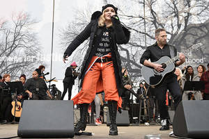 Madonna: 'Blowing Up the White House' Comment Was 'Taken Wildly Out of Context'