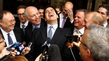 the evolution of mark cuban: from no doubt the market tanks to [trump's] a big plus for the overall economy