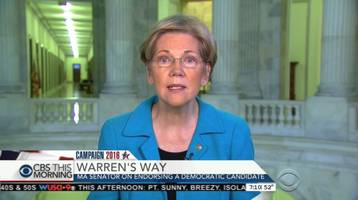 New Poll Numbers Show Elizabeth Warren is Far From Certain to Win Reelection in 2018