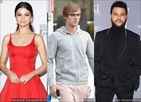 is selena gomez begging for justin bieber's 'blessing' to date the weeknd after jb calls him 'wack'?