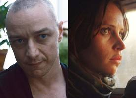 'Split' Tops Domestic Box Office, 'Rogue One: A Star Wars Story' Hits $1 Billion Worldwide