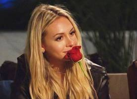 'the bachelor' villain corinne may reveal spoiler with her new sparkly accessory