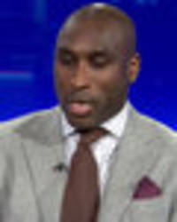 former arsenal and tottenham star sol campbell: hopefully chelsea win the premier league