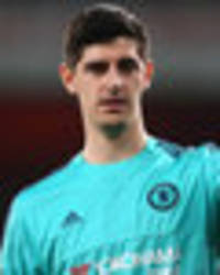 huge for chelsea: thibaut courtois makes big statement amid real madrid links