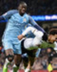 Yaya Toure slams Premier League referees: I'm angry we lost points because of them