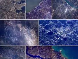 super bowl 51: can you id these nfl stadiums from outer space?