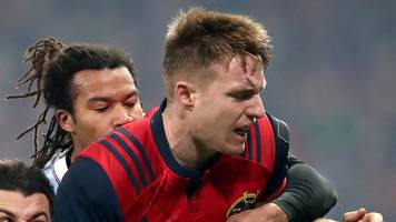 Ireland name uncapped Munster trio in Six Nations squad