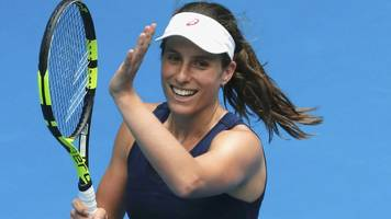 konta 'as prepared as possible' for first serena meeting
