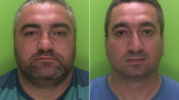 sports direct modern slavery brothers jailed