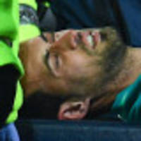 Barca lose Busquets to sprained ankle