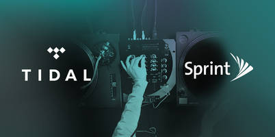 sprint buys a 33 percent stake in tidal's music service