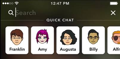 Snapchat is rolling out a UI revamp for its iOS app (and Android beta)