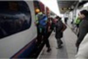 Extra trains put on for Derby County FA Cup clash with Leicester...