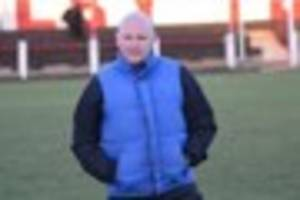 hall road rangers beat sheffield hallam but leave manager dave...