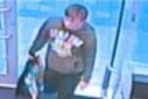 Man wanted after theft from Superdrug in Beverley's Flemingate...