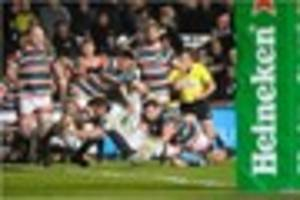leicester tigers players must stand up and be counted after...