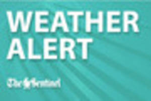 Met Office Yellow Severe Weather Warning as freezing fog to hit...