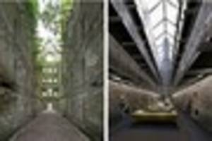 Bodmin Jail: First look at how cells will be transformed into...