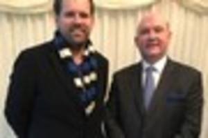 Tim Bowles named Conservative Party candidate for West of England...
