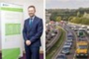 a12 chelmsford to a120 widening plan consultation launches