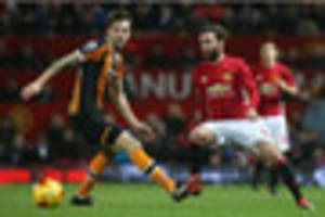 Crystal Palace stars show their support for Hull City midfielder...