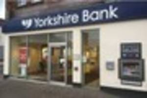 Burton branch of Yorkshire bank is set to close