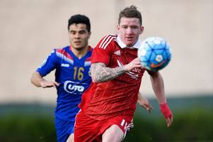 aberdeen defender shay logan says he'd take jonny hayes over barrie mckay and james forrest any day