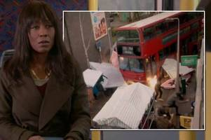 Horrific EastEnders bus crash leaves fans terrified as 11 characters face death